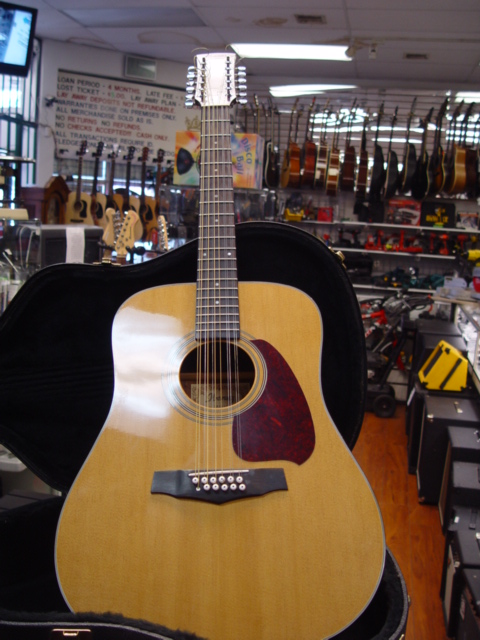 Ibanez Performance Pf512nt 12 String Acoustic Guitar