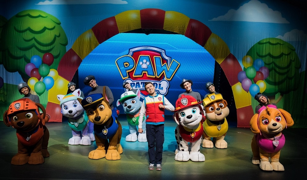 Paw Patrol Live Live Show For Kids Of All Ages