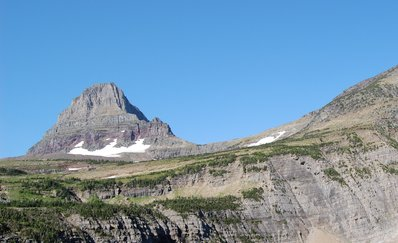 Going To The Sun Road Glacier National Park