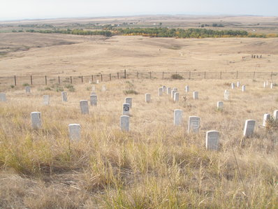 Visiting the Battle of the Little Big Horn, Montana