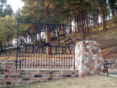 Geographical Center of the US & Deadwood, South Dakota