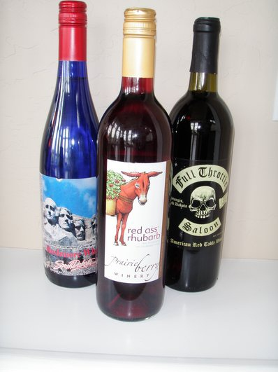Wine Tasting in Hill City, South Dakota