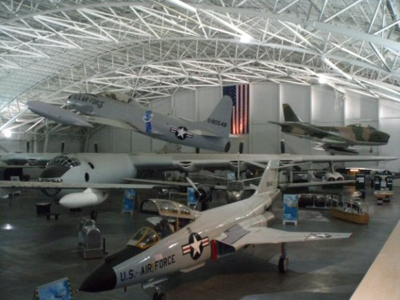 Strategic Air and Space Museum in Ashland Nebraska