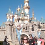 California Trip 2013: Day 2 Disneyland, Anaheim California