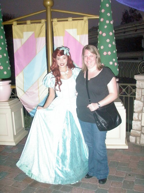 Princess Ariel from The Little Mermaid and me