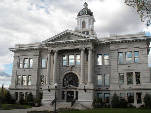 Courthouse Missoula Montana