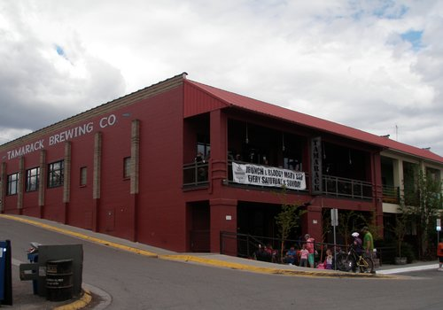 Tamarack Brewing located in downtown Missoula Montana