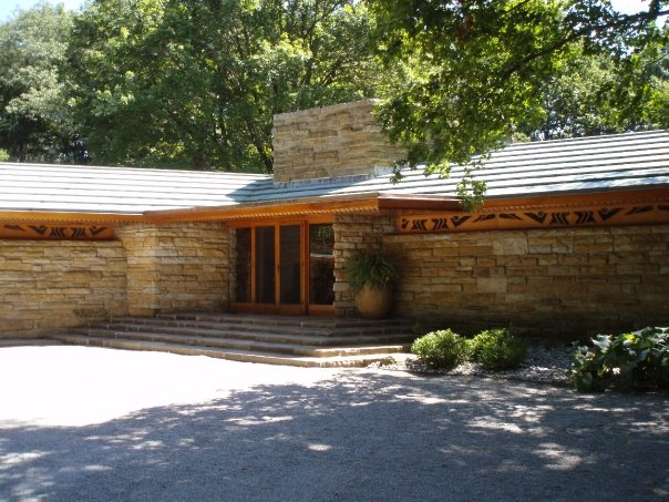 Frank Lloyd Wright's Kentuck Knob