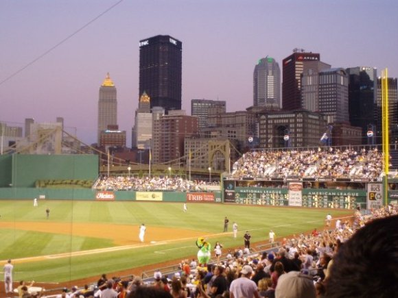 PNC Park, Pittsburgh Pennsylvania