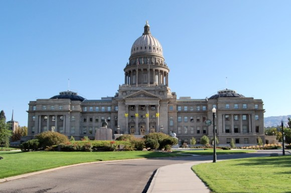 Capitol Building Idaho