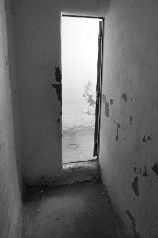 Solitary Confinement in Old Prison