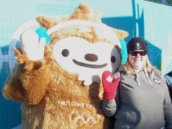 2010 Winter Olympics Vancouver