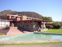 Trip Rewind Arizona 2002 : Frank Lloyd Wright Taliesin West