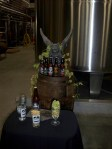 It's a Gargoyle not the Devil: Stone Brewing Escondido California