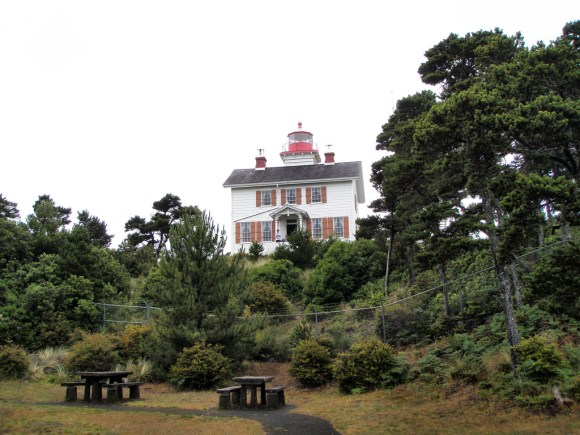 Yaquina Bay State Recreation Site