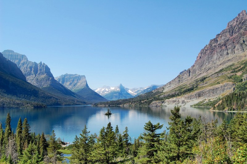 Glacier National Park: East Side VS West Side