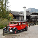 Glacier National Park: Red Bus Tour