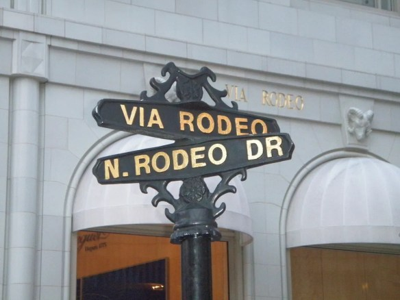 Window Shopping Rodeo Drive