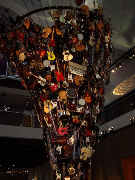 The Experience Music Project Museum