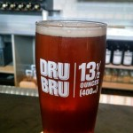 A Brewery At The Top Of A Mountain: DruBru Snoqualmie Pass Washington