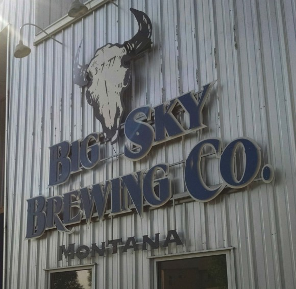 Beer At Big Sky Brewing