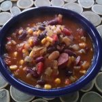 30 Days 30 Recipes: Beer Brat Chili Recipe June 5th