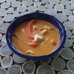 30 Days 30 Recipes: Coconut Chicken Curry Soup Recipe June 14th