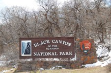 Dog Friendly Black Canyon of the Gunnison National Park Colorado