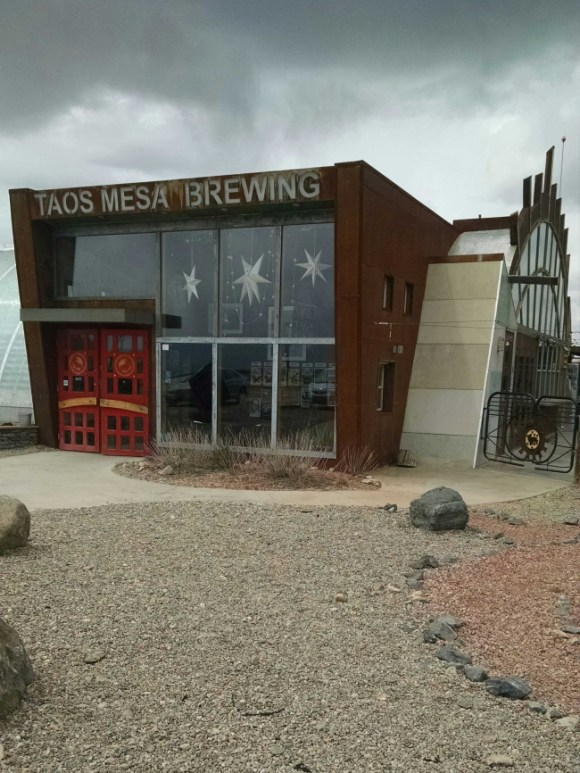 Taos Mesa Brewing El Pardo New Mexico