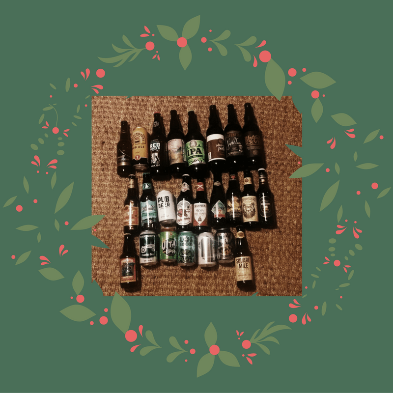 Paws For Beer Advent Calendar 2016