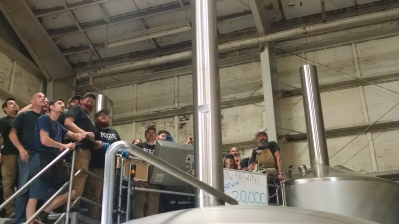Touring Brewers On The Bay