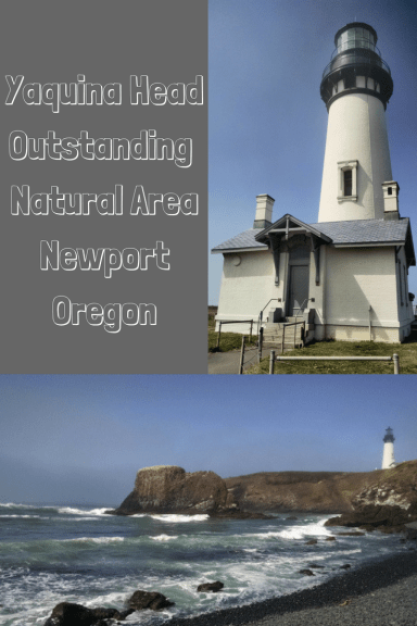 Yaquina Head Outstanding Natural Area