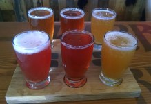 Familiarity Found At Barbarian Brewery Garden City Idaho