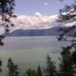 The Best View of Lake Pend Oreille: Mineral Point Trail #82 in Sagle Idaho