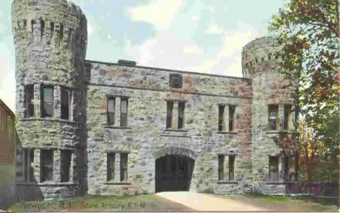 The Newport Armory