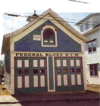 Warren Federal Blues Armory