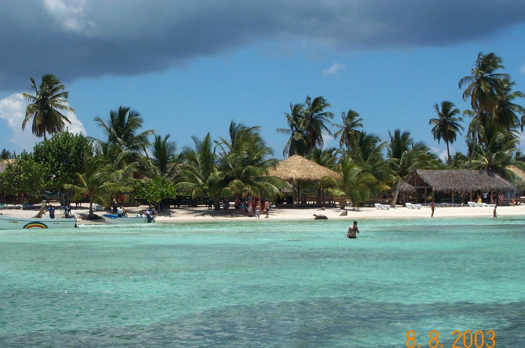 And Haiti Country Dominican Border Republic
