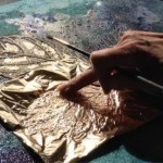 the timeless appeal of gold leaf sheet photo
