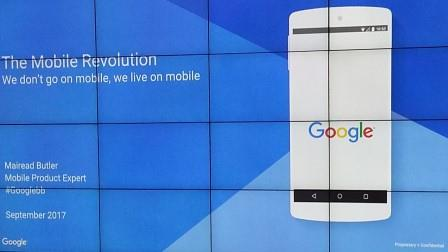 Google Breakfast Briefing: The Mobile Revolution