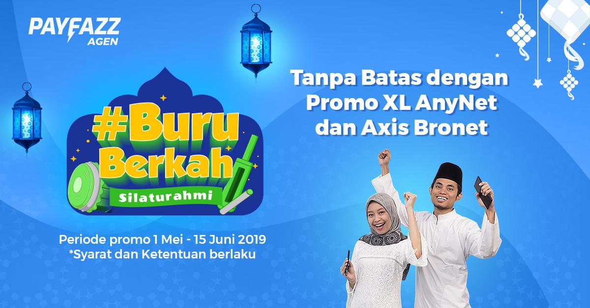 Promo XL AnyNet dan Axis Bronet