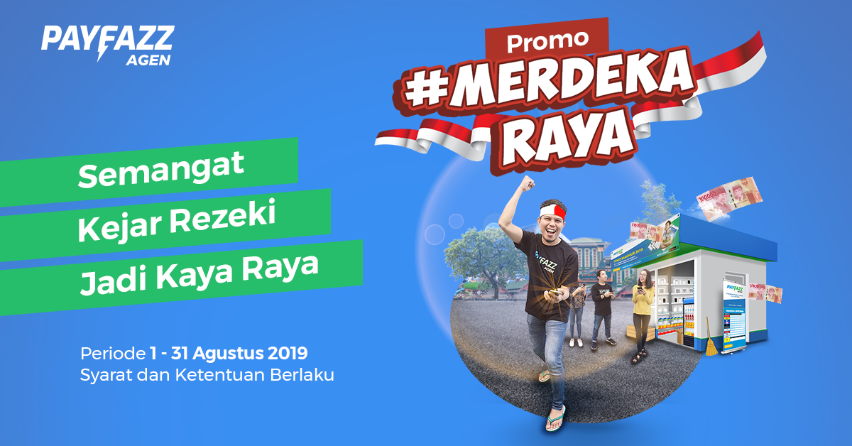Semangat Kejar Rezeki dan Untung dengan Promo Merdeka Raya!