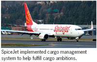 SpiceJet opts for IBS' iCargoLite - Payload Asia