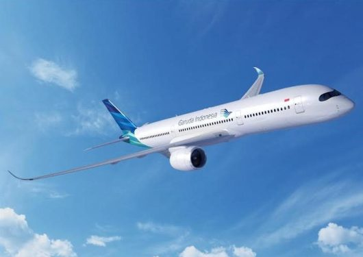 Garuda to fly to LAX or JFK from next year