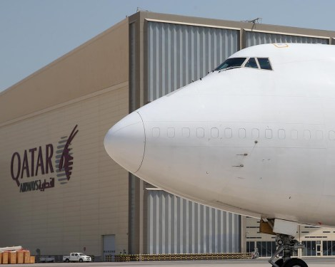 Qatar Cargo takes delivery of first B747-400BCF