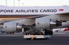 Boeing to provide customized solution for Singapore Airlines Cargo