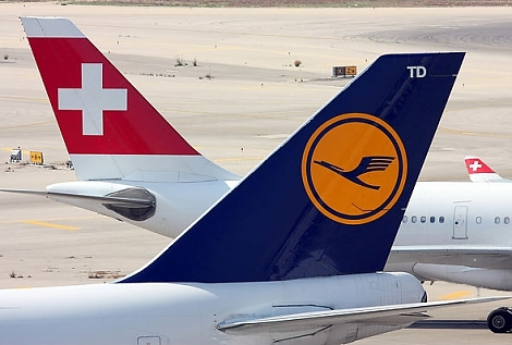 Swiss, Lufthansa rejig rates but don't go all-in