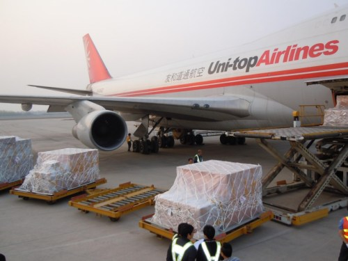 China's Uni-Top takes delivery of first A300-600F P2F