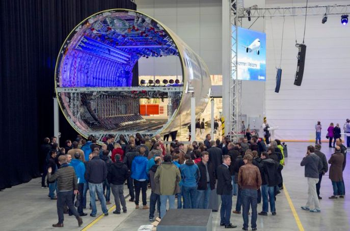 Airbus_factories_prepare_first_fuselage_structures_for_A350-1000___1_