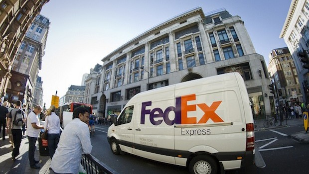 FedEx improves China outbound transit times