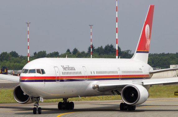 ECS signs GSSA deal with Italian leisure airline Meridiana